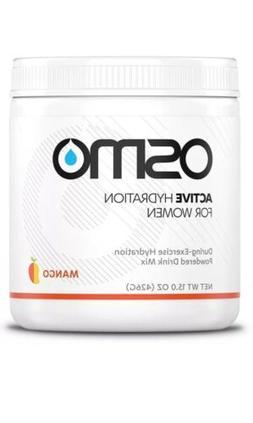 Osmo - Mango - 14.9oz - Women's Powdered Sports Drink Hydrat