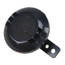POSSBAY 12V Electric Horn 110db 430Hz Speaker Waterproof Uni