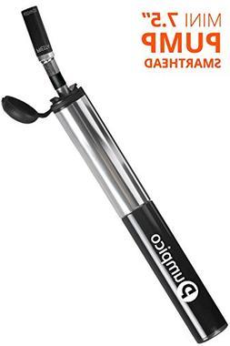 PUMPICO Bike Pump - Mini Bike Pump - Bicycle Pump - Presta A