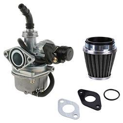 PZ19 19mm ATV Carburetor Carb with 35mm Air Filter Intake Ga