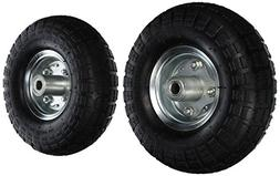 "Pit Bull CHIT00122 NEW 10"" AIR Tires Wheels 5/8"""