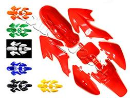 Plastic Fairing Fender Kit for Honda XR50 CRF50 CRF 50 XR 50