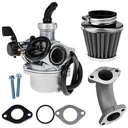 QKPARTS 22mm Carburetor Air Filter For 110cc 125cc CRF SSR S