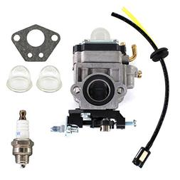 USPEEDA Carburetor Carb for X1 X 2 X3 X 7 R1 FS509 FS529 Gas