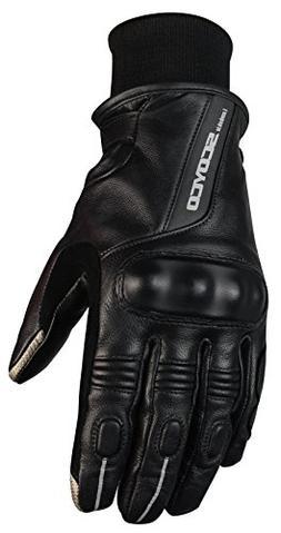 Winter warm SCOYCO MC31W Women Men Leather Motorcycle gloves
