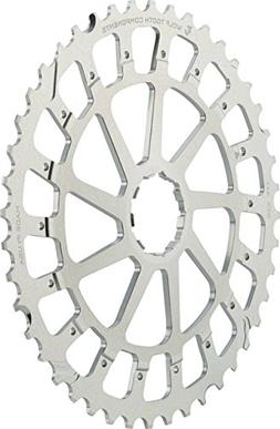 Wolf Tooth Components Giant Cog for SRAM XX1/X01 Silver, 44t