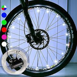 DAWAY A01+ Bike Wheel Light - Waterproof LED Bicycle Spoke L
