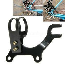 Adjustable Bike Disc Brake Bracket Frame Adaptor Mounting Ho