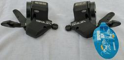 Shimano Alivio SL-M430 3x9 Shifter Set