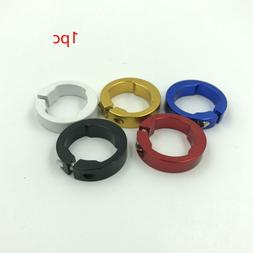 Aluminum Alloy Bar End 8mm For Bicycle <font><b>Grips</b></f