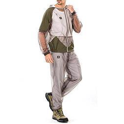 Sanmum Anti-Mosquito Jacket, Outdoor Lightweight Unisex Head
