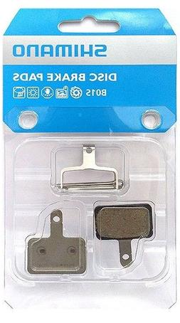 SHIMANO B01S Resin Disc Brake Pad & Spring, 3rd Version of B