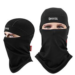 Balaclava Aegend Windproof Ski Face Mask Winter Motorcycle N