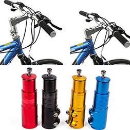 Bicycle Bike Handlebar Fork Stem Extender Riser Head Up Adap