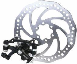 Bicycle Bike Mechanical Front Rear Disc Brake Caliper Kit Mo