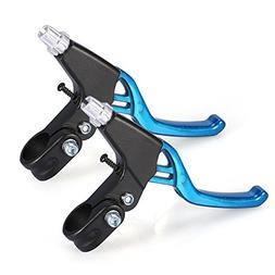 1 Pair Bicycle Brake Lever,Bicycle Brake Handle Mountain R