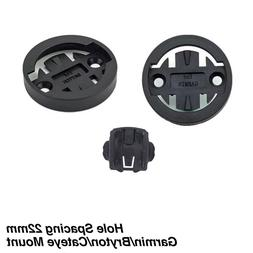 Bicycle Computer Mount Insert Kit Base Adaper For GARMIN Bry