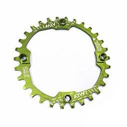 Bicycle Crank 104BCD MTB bike 30T Chainwheel Aluminum Alloy