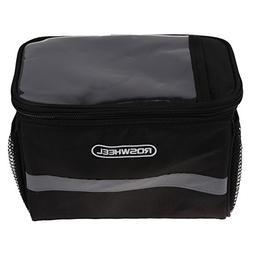 ezyoutdoor Bicycle Frame Pannier Front Tube Bag,Waterproof D