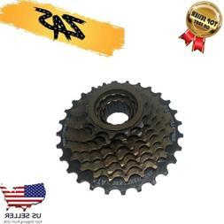 Bicycle Freewheel Cassette 8 Speed 13-28T Mountain MTB Road