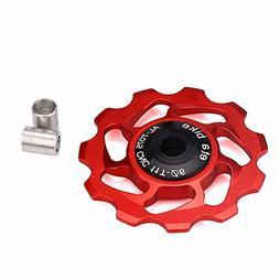 Seasaleshop Bicycle guide wheel Derailleur Rear Derailleur J