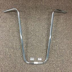 BICYCLE HANDLE BARS APE HANGERS TALL WIDE 31 W X 25 H