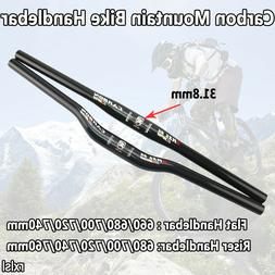 RXL SL Mountain Bike Handlebar MTB Flat/Riser Handlebars Car