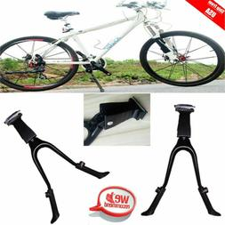 Bicycle MTB Side Kickstand Double Legs Kick Stand Circle Par