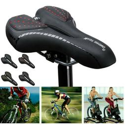 Bicycle Saddle Soft Rubber Pad Hollow Mountain Road Bicycle
