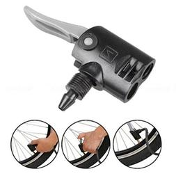 Boddenly Bicycle Tire Tyre Air Pump Inflator Multi-use Conne