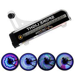 BicycleStore Ultra Bright LED Bike Wheel Lights Waterproof 3