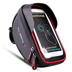 Bike Bag 2 in 1 Bicycle Phone Bag Mobile Wallet Combined Des