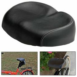 Bike Bicycle Seat Saddle Wide Parts Large Big Accessories Ex
