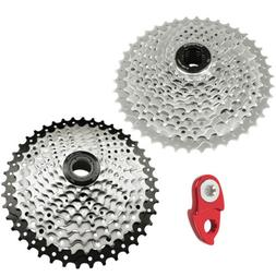 Sporting Goods Impartial Sunshine Mtb 9 Speed 11t-40t Bicycle Flywheel Bike Cassette Cycling Freewheels Cheapest Price From Our Site