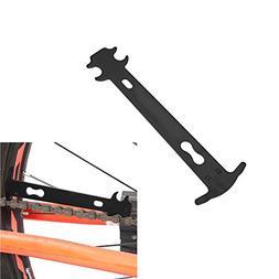 Bike Chain Checker 2 PCS Mountain Chain Wear Indicator Ruler