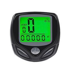 Haslo tech Bike Computer Wireless Bicycle Speedometer Odomet
