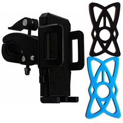Cycling Bike Phone Mount, DHYSTAR Universal Cell phone Bicyc