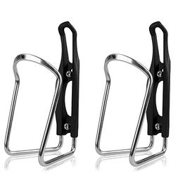 BV Bike Water Bottle Cage, Bicycle Alloy Lightweight Water B
