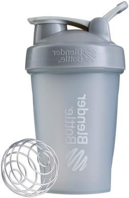 BlenderBottle Classic Loop Top Shaker Bottle, 20-Ounce, Pebb