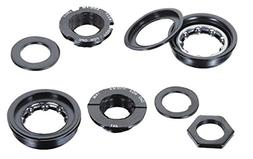 Black Ops BMX Bottom Bracket Set, Black