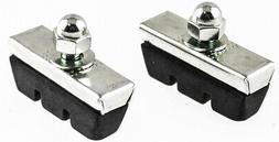 AVENIR BRAKE PADS / HOLDERS 2 Pairs / 4 Count Pull Caliper R