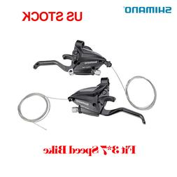 SHIMANO Brake Shifter Set Bike Brake Levers & Shift Levers E