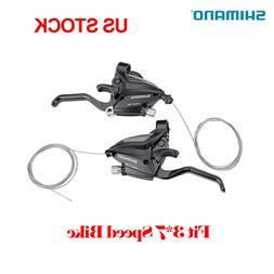 SHIMANO Brake Shifter Set Bike Brake Levers & Shift Levers E