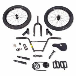 STOLEN BRAND BMX COMPLETE BIKE BUILD KIT FREECOASTER RHD WHE