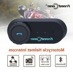BT Interphone Bluetooth Motorcycle Motorbike Intercom Helmet