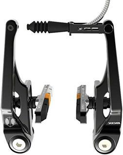 Box MTB Helix Single Bolt Seat Post Clamp 34.9mm Red BX-SC140F349-RD