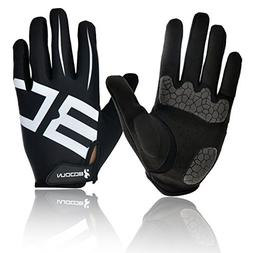 Castries Spring Cycling Gloves Lightweight Full Finger Gel P