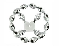 Cage Steering Wheel Chrome.