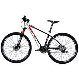 "BEIOU Carbon 29er Hardtail Mountain Bike 29-Inch 2.1"" Tires"