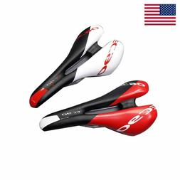 Carbon Cycling MTB Bike Saddle Fiber Mountain Road Bicycle S